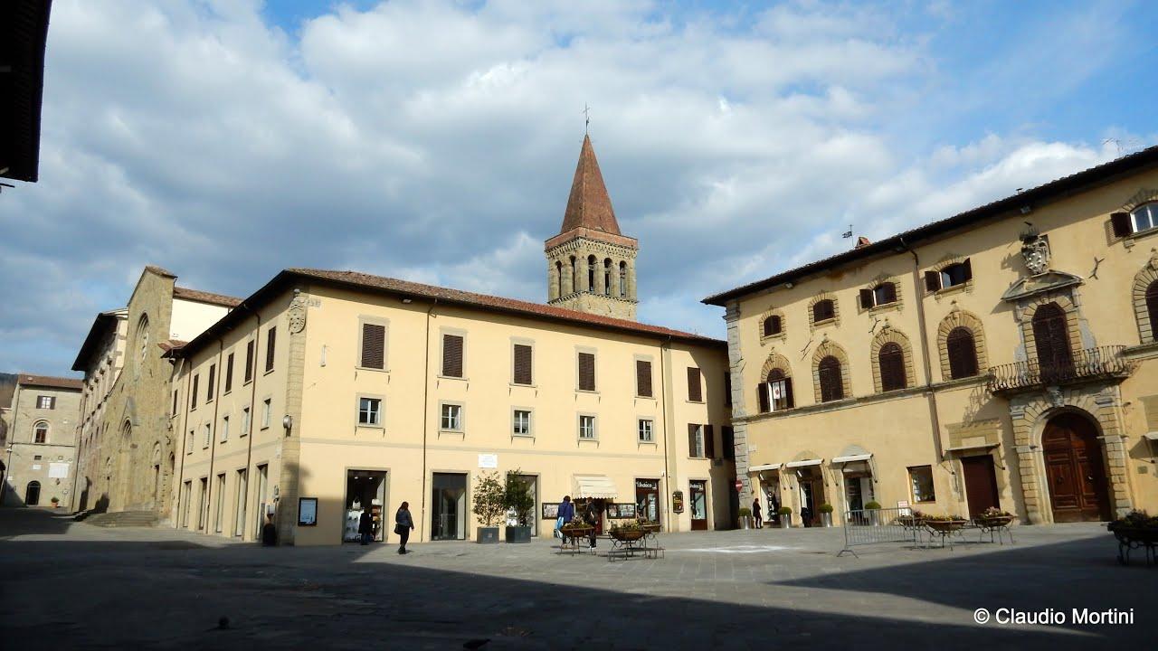 SANSEPOLCRO Il Borgo di Piero della Francesca  Tuscany
