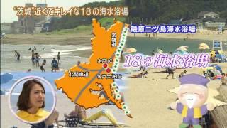 梅雨も明け、いよいよ夏本番。今週末から本県の海水浴場も順次海開き。 ...