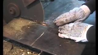 Охотничьи ножи ручной ковки(Ролик демонстрирует процесс ручной ковки клинка охотничьего ножа из стали Х12МФ., 2013-11-13T15:33:10.000Z)
