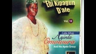 Alhaji__Ayinla Omowura_ Anigilaje_ Live play_Danjuma_Full