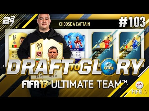 DRAFT TO GLORY! PACKING AN EXTINCT!! #103 | FIFA 17 ULTIMATE TEAM