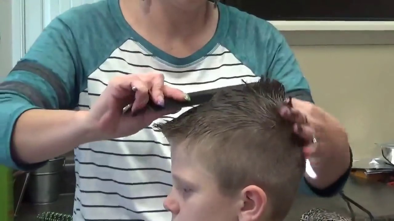 Hairstyles For Boys Short Haircuts Youtube