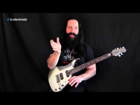 John Petrucci on his musical inspiration