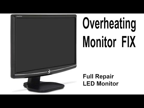 How To Fix Monitor Turning On And Off