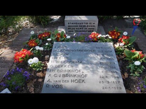 75 Jaar Vrijheid in Zeist - Monument