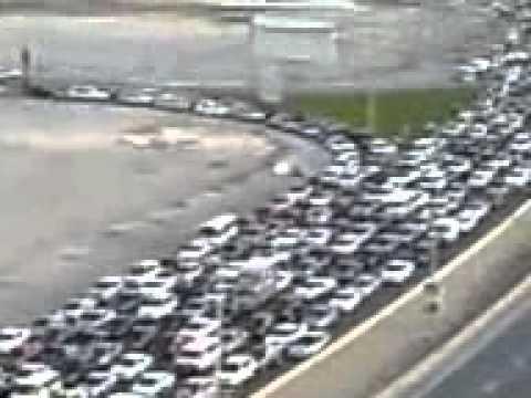 Happening daily on Sharjah Dubai Road (United Arab Emirates)
