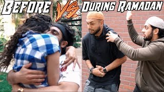RAMADAN VS EVERY OTHER DAY! (Types of People Exposed)