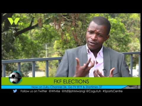 SPORTS CENTRE : KENYA VS MAURITIUS