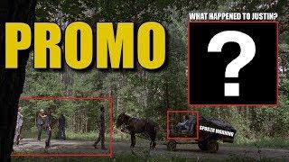 The Walking Dead Season 9 Episode 3 Trailer Breakdown Spoilers Theory + Photo Proof Of Justin's Fate