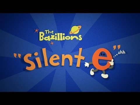 """""""Silent e"""" by The Bazillions"""