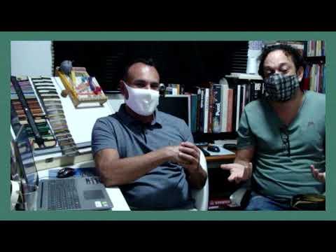 """""""Banco de Talentos - episódio 06 - Desenhando e fazendo moda com Ricardo Cottini"""""""