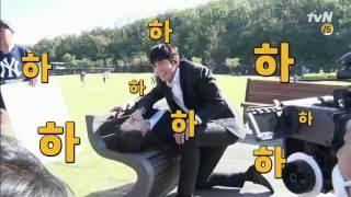 bts the k2 cpr scene making ji chang wook yoona