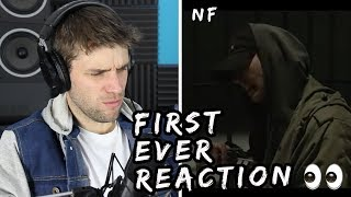 Rapper Reacts to NF OUTCAST!! | WHY DID HE DO THIS?! (Official Music Video)