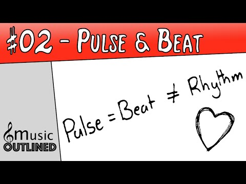 02 Music Basics - Pulse and Beat