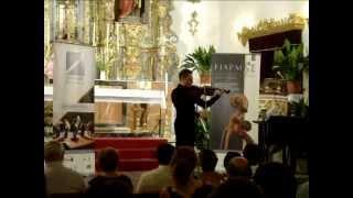 Marco Misciagna (Viola) - Telemann Fantasie No.1