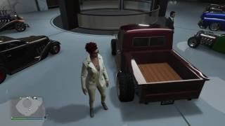 GTA 5 - Maze Bank Tower CEO office garages 1, 2 and 3 with view