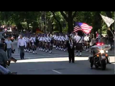 2012 1/3 von Steuben NYC Parade