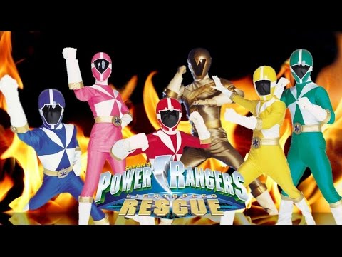 Power Rangers Lightspeed Rescue - Sigla + Link Episodi ...