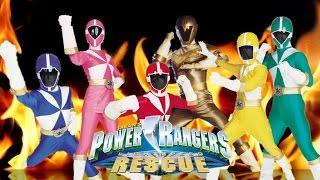 Power Rangers Lightspeed Rescue - Sigla + Link Episodi