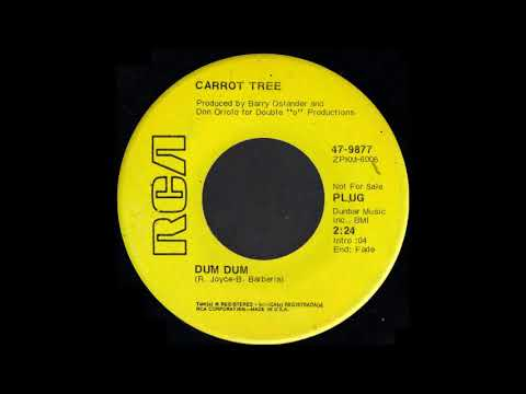 Carrot Tree (group) - Dum Dum - (45)(1970)
