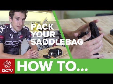 How To Pack Your Saddlebag