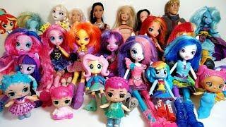 Minha Coleção de Bonecas