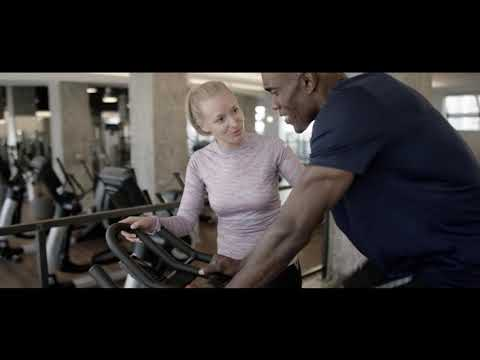 Fitness equipment rental - Life Fitness Brand Video