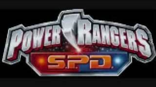 Power Rangers S P D Theme Song
