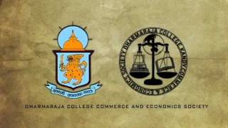 Dharmaraja College Commerce Day 2011 Trailer