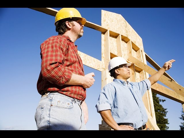 Occupational Video - Residential Construction Site Manager