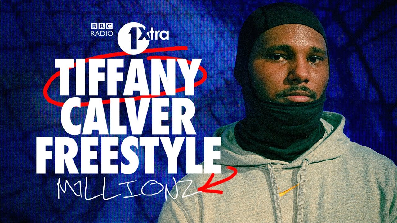 M1llionz | Tiffany Calver Freestyle
