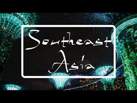 Southeast Asia Travels |  9 Days in Singapore, Phuket, and Bangkok