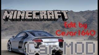 Как сделать автомобиль в Minecraft, Разгон -примерно 120 КМ/Ч(Это туториал как собрать машину в Minecraft. Для нее нужен специальный мод который я расскажу подписчикам) Након..., 2012-08-21T08:06:05.000Z)