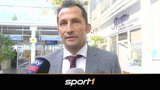 """Salihamidzic über Kimmich: """"Wer die Klappe aufmacht, muss auch vorneweg marschieren""""   SPORT1"""