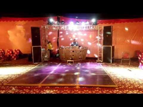 DJ Setup Truss Sharpy L E D