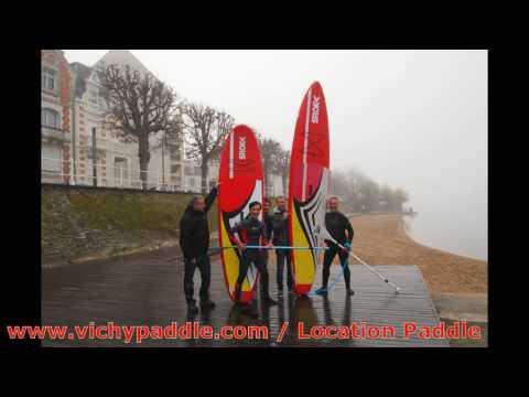 France 3 Auvergne Allier Vichy Paddle