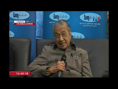 LANGSUNG: IJN, KL – BERSAMA PERDANAN MENTERI, TUN DR. MAHATHIR MOHAMAD [28 NOV 2018]