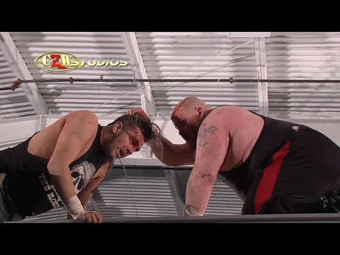 CZW: Tremont vs. Kirk | CZWstudios.com | Tangled Web Match