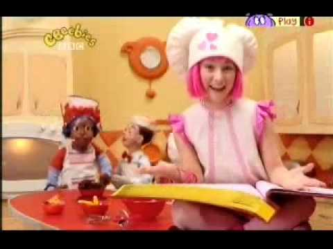 LazyTown Cooking By the Book(UK)