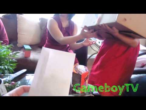 Hysterical Gift Exchange Game!