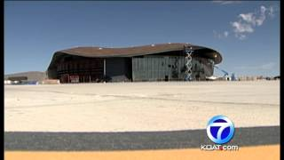 Spaceport could leave New Mexico for small sum
