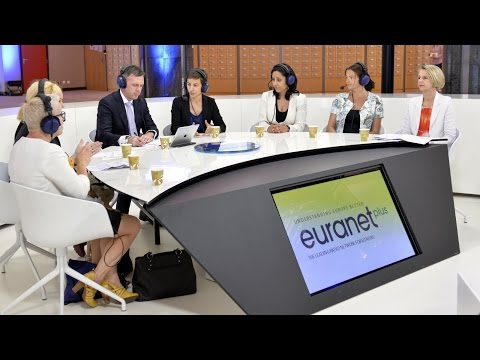 English part: Citizens' Corner debate on EU policies for asylum seekers and immigrants
