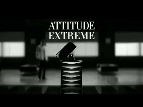 Giorgio Armani Attitude Extreme Parfum Commercial Youtube