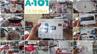 A101'de Bu HAFTA OTO ARAÇ MALZEMELERİ VE AKTÜEL ÜRÜNLER//12-18 Mart\\2020
