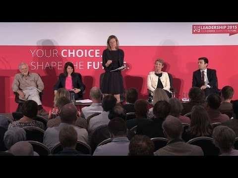 Labour leadership hustings - Stevenage