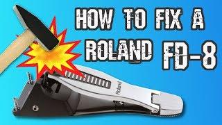 FD-8 Repair with Vaseline Resimi