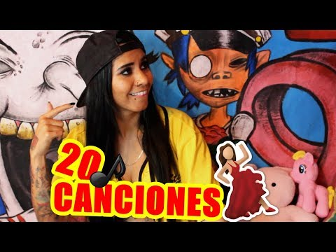 TAG DE LAS 20 CANCIONES