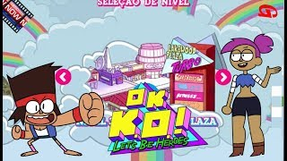 Video OK K.O.! Let's Be Heroes - Another Cartoon Game download MP3, 3GP, MP4, WEBM, AVI, FLV Agustus 2018