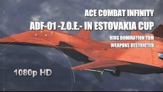 ace combat infinity adf 01 z o e in estovakia cup rtdm