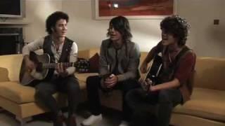 Jonas Brothers - SOS Acoustic